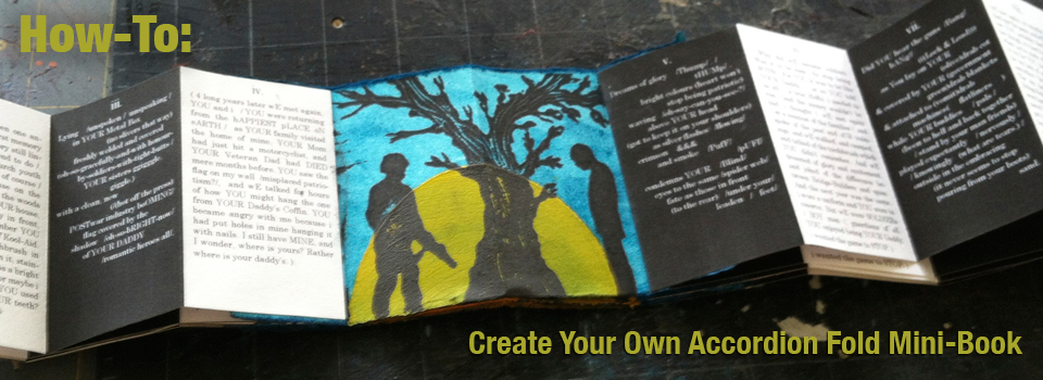 How-To: Creating a mini-book
